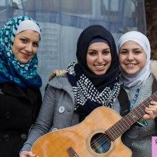 RePowerParty: verwenfeest voor vrouwelijke vluchtelingen in Nijmegen