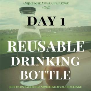 De Nijmeegse Afval Challenge, dag 1