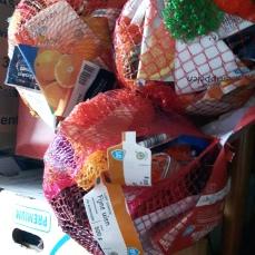 Sinaasappelnetjes (en dus ook die van mandarijnen en uien)...