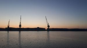 binnenvaart, Delfzijl haven