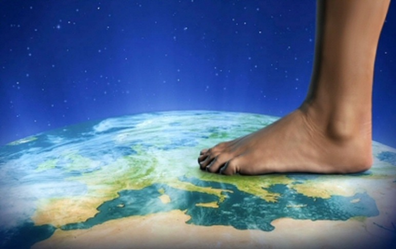blog, schrijven, ecologische voetafdruk