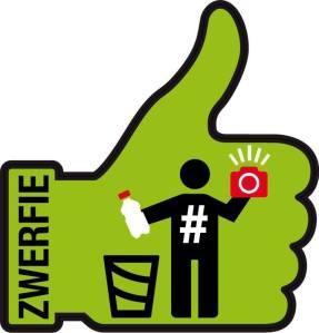 zwerfafval, actie, vrijwilligerswerk, Green Capital Challenges, Nijmegen